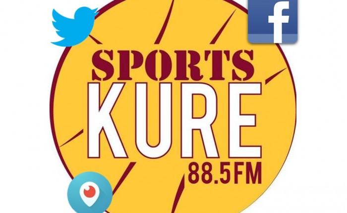 KURE Sports Social Media